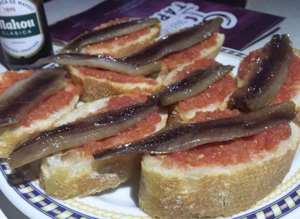 anchoas